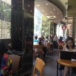 Photo of Tom N Toms Coffee taken with TripAdvisor City Guides