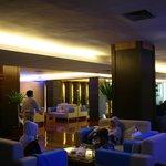 lobby yang nyaman