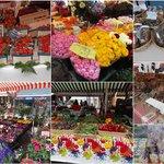 Цветочный и не только рынок cours saleya