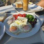 Grieks ontbijt