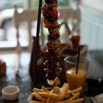 The Wonderful Kebab
