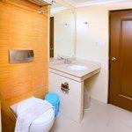 Executive room toilet