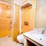 Executive room toilet 2