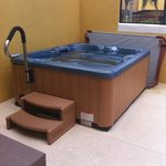 your own personal jacuzzi