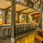 The hotel Bar