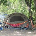 Emplacement tente ou caravane dans le camping le luberon dans le 84