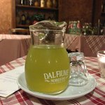 limoncello after dinner