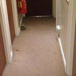 moquette del corridoio