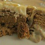 Bolo bolacha  dessert  mmmmm butter, biscuits, cream...a must!