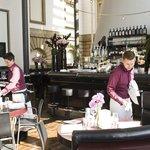 Holbein's Cafe Restaurant im Stadel照片