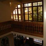 окно с видом на Гур-Эмир