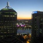 View of Brisbane river