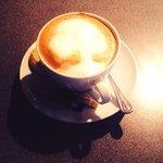 Coffee at the Royal Oak