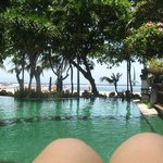 Pool->beach, Besakih