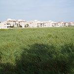 Pyls Villsge Resort in rural setting
