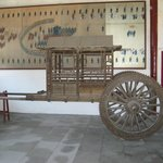 emperors personal carriage
