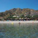 Dafni beach