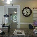 Front Desk -our professional staff always welcomes you!
