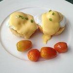 eggs benedict ������