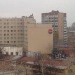 Вид отеля снаружи