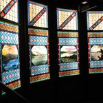 Stained glass windows from Crane Estate - Jerseyhurst