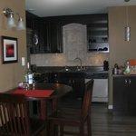 Suite #4 - Kitchen