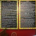 North Conway - The Local Grocer menu 1