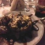 Dessert: Eplepai