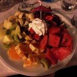 Dessert: Fruktsalat