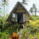 The Tropicana Bungalow we stayed