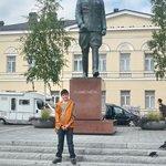 Mannerheim statue