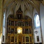 Santa Maria de Prado Cathedral