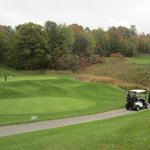 Golf course a great challenge