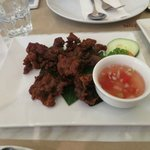 crispy beef tapa
