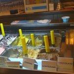 i gelati del Caffé Sicilia