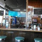 Grunge Hipster Diner decor