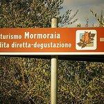 Mormoraia Agriturismo Sign