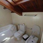 baño habitación especial