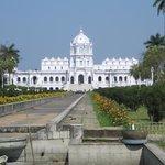 The beautiful royal palace