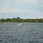 View of Lake Cocibolca or Lake Nicaragua
