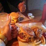 Burgers at Winnie's