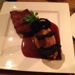 Pork and black pudding crisps