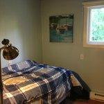 bedroom #2 (1 twin bed)