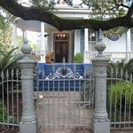 Sully Mansion Front Gate