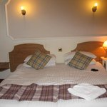 Large Beds Spotllessly Clean