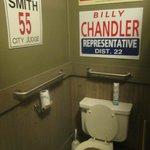 Politically-themed decor - everywhere!