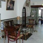 Hall de l'hotel Kerdada