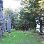 Haida Village site