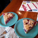 Cherry Pie & Apple, Blueberry & Cherry Pie YUM!