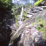 Waterfall on Eastern side